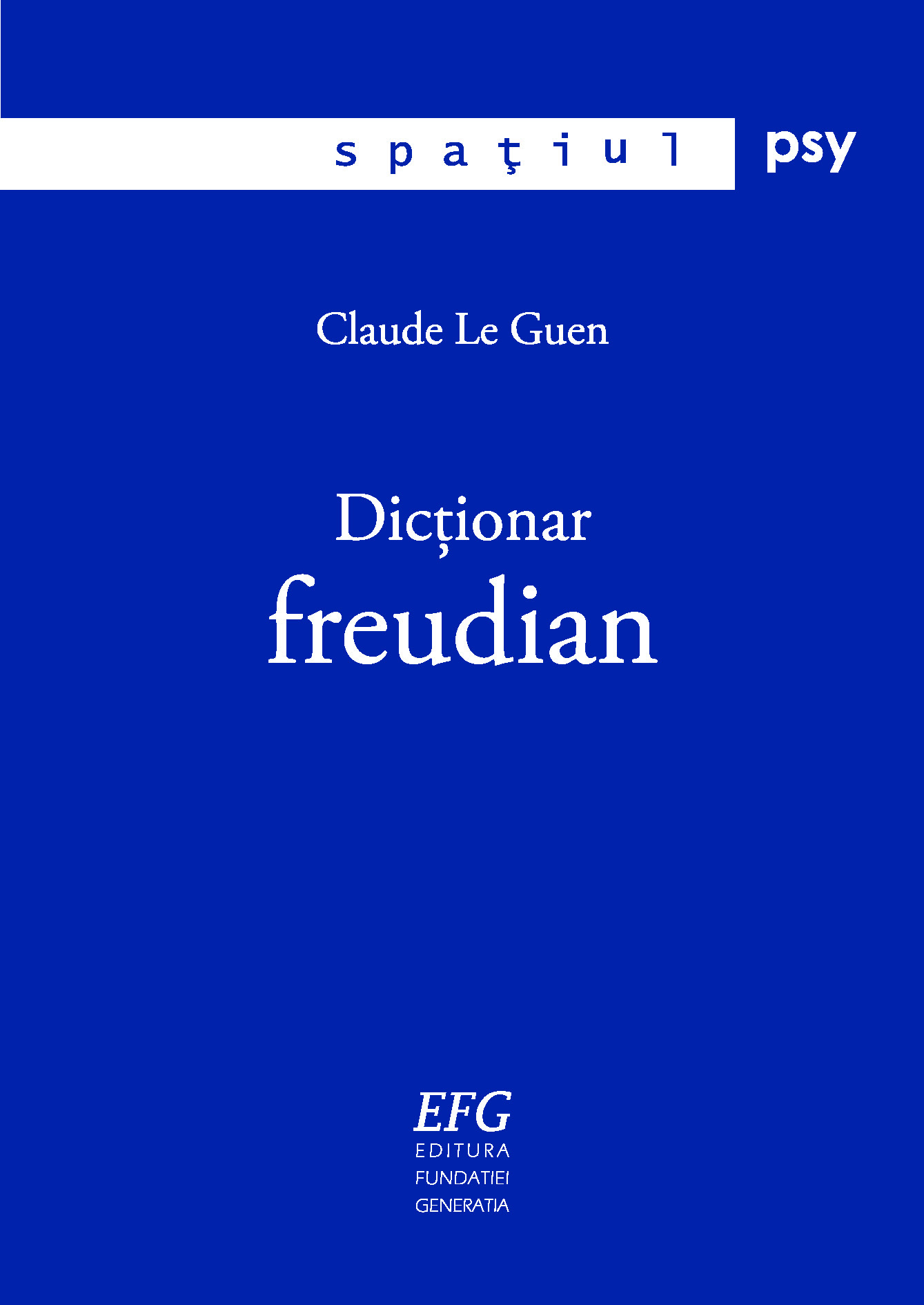 Dicționar freudian